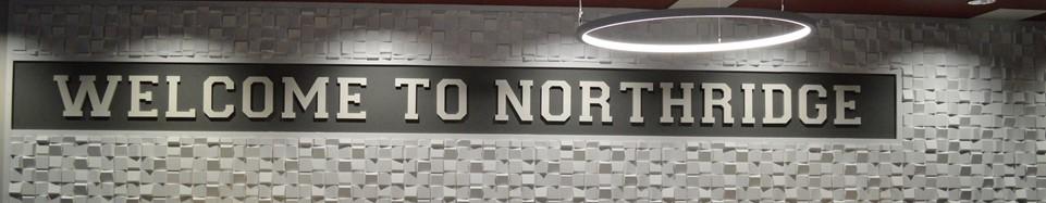 Welcome to Northridge