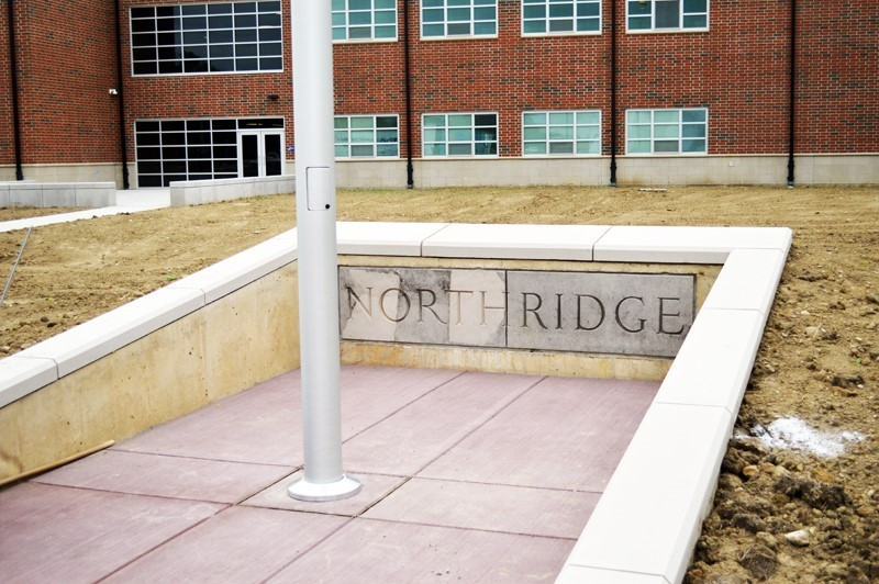 Northridge Flag Pole