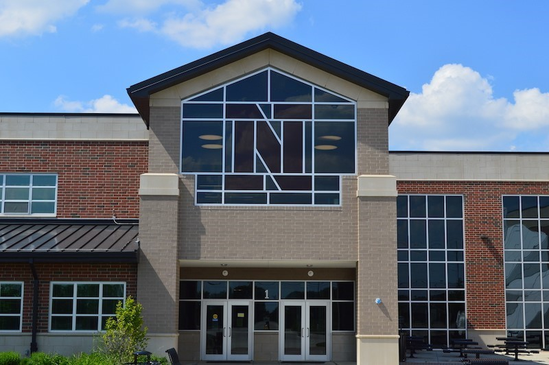 Northridge Local Schools Door 1