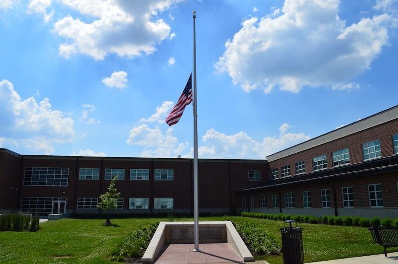 Northridge Local Schools Flagpole